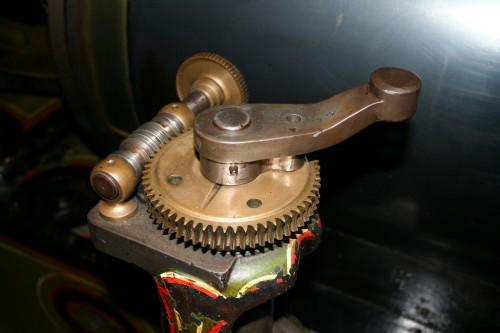 machinery in tower bridge