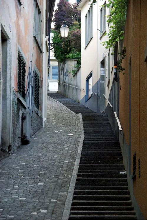 zurich street scene #2